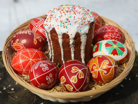 Декада милосердия накануне праздника Светлой Пасхи.