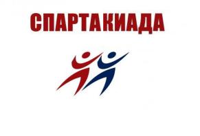 СПАРТАКИАДА 2017г.